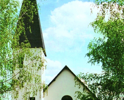 Elixhausen Honterus-Kirche