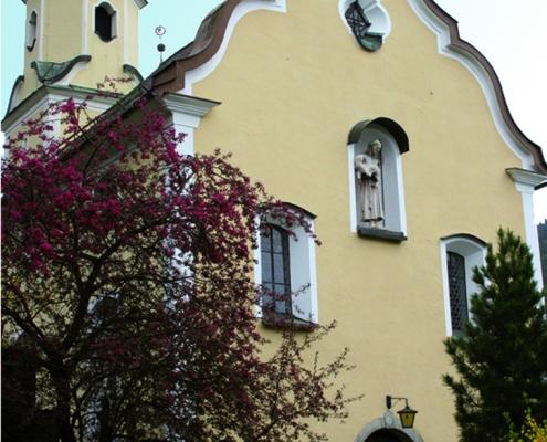 Mittersill Annakirche