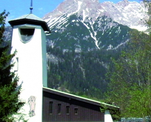 Saalfelden Friedenskirche