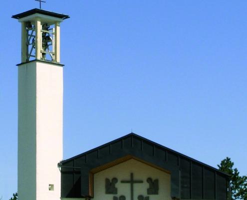 Bürmoos Lukaskirche