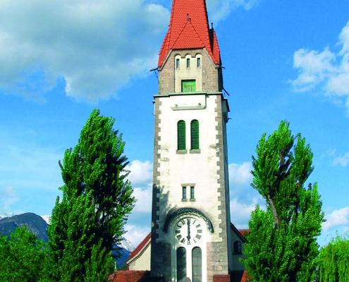 Innsbruck Christuskirche