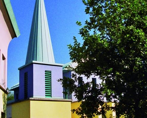 Salzburg Diakoniekirche