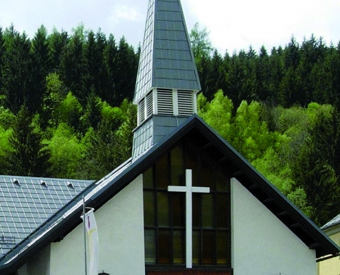 Zell am See Auferstehungskirche